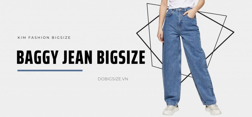 Baggy big size kim fashion